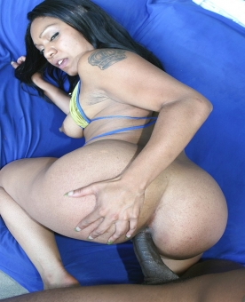 Extreme Hardcore Sex With Samoa Outside scene picture